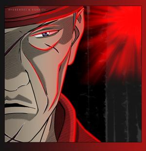 Danzo Sharingan manga image